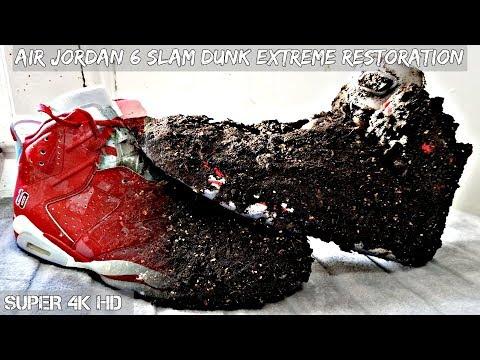 Air Jordan 6 Slam Dunk Extreme Restoration 4K