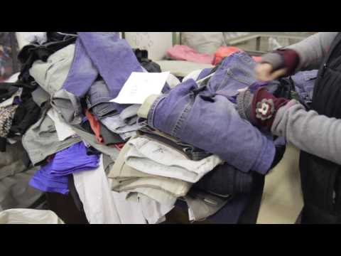 Used clothing business | How it's made by RESNA