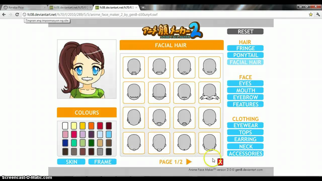How To Save Your Anime Face Maker 2