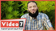 الداعية السلفى حازم شومان يشارك بمعرض الكتاب ويخالف اللوائح
