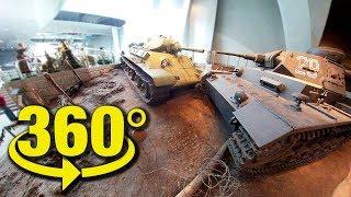 Музей истории Великой Отечественной войны в Минске VR 360°