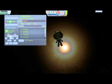 How to Make a Cinematic in KSP (Kerbal Space Program)