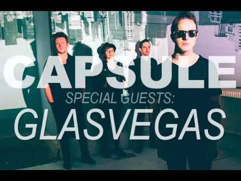 Capsule Podcast 10: Glasvegas Interview 2014