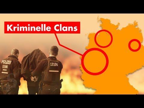 Clan-Kriminalität: Von Berlin Bis Ins Ruhrgebiet