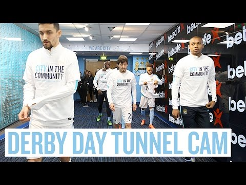 TUNNEL CAM | City 0-1 United