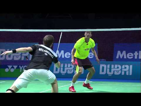 2014 Dubai World Superseries Finals Highlights