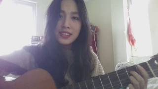 The day you went away - Guitar Cover - Trang Van