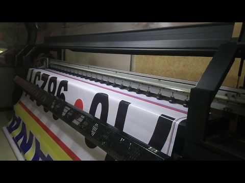 Flex printing machine-Priya Advertising Anand