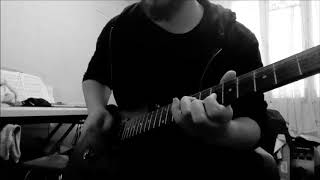 Marduk - The Devil's Song (Guitar Cover)
