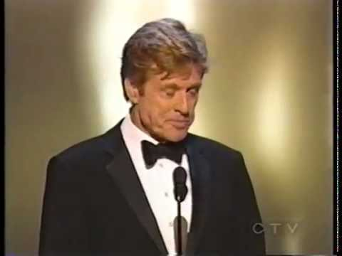2002 Robert Redford Lifetime Achievement Award
