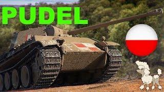 Fajowe Czołgi Premium #85 - PUDEL pierwsza bitwa :)