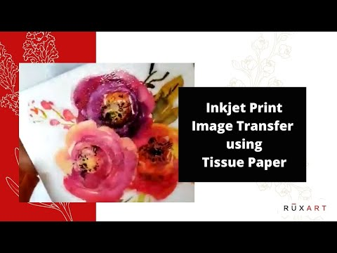 apply-printed-image-on-canvas-using-an-inkjet-printer,-using-mod-podge-ultra-and-tissue-paper.