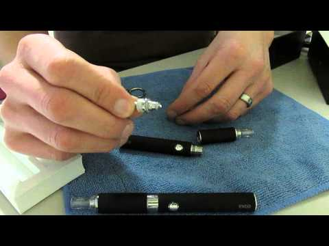 Beginners Guide To Vaping With The Kanger Evod Dual Battery Kit.