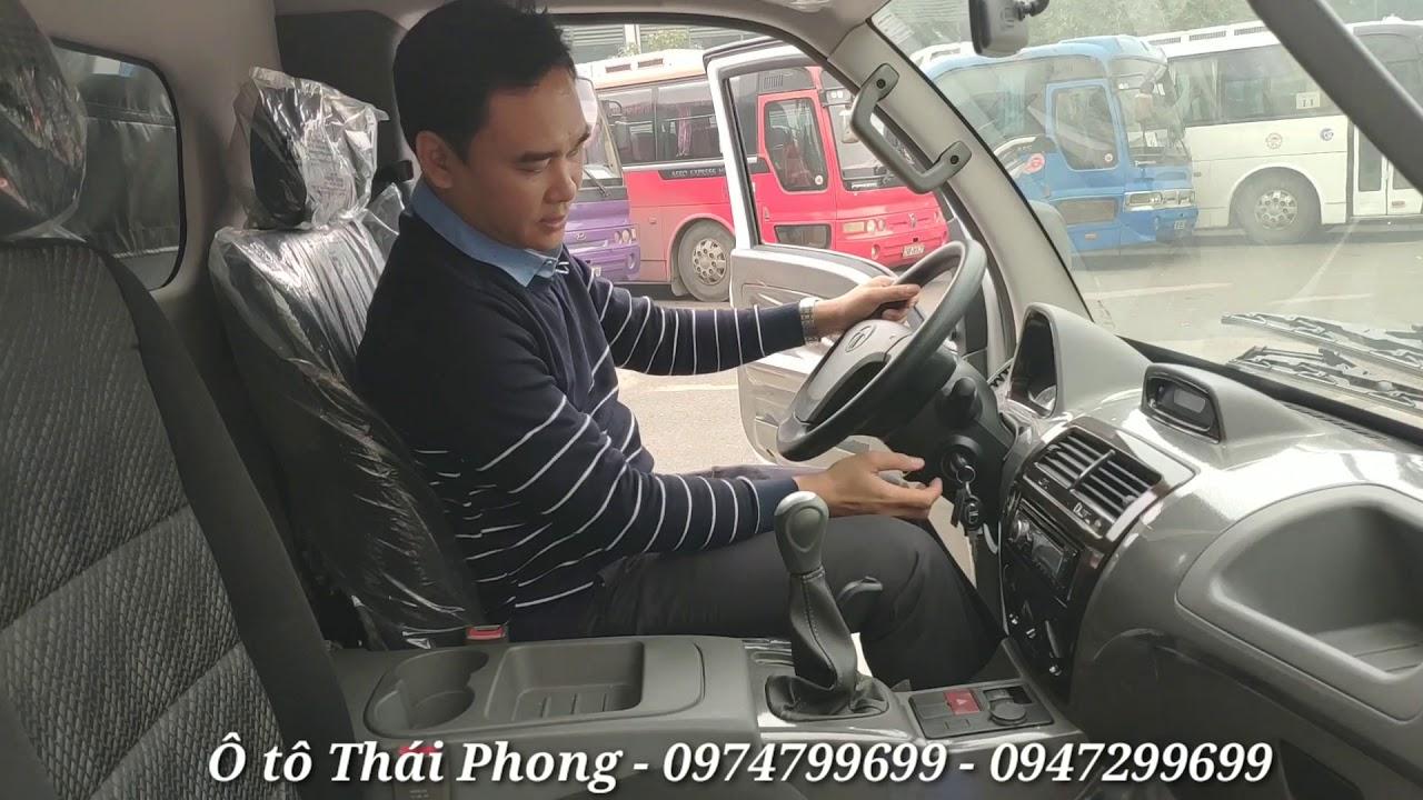 Đánh giá xe tải tata super ace 1.2 tấn máy dầu, loại xe máy dầu nhỏ nhất tại Việt Nam