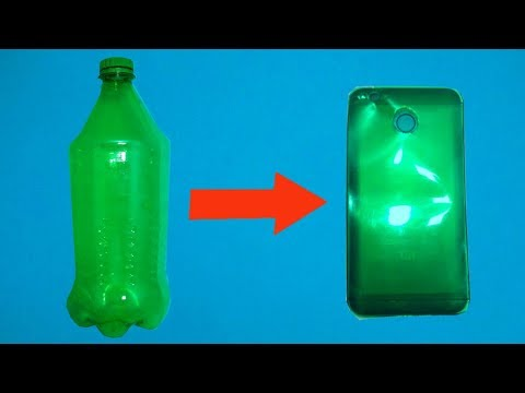 Cara Membuat Casing Hp Pakai Botol Bekas Youtube
