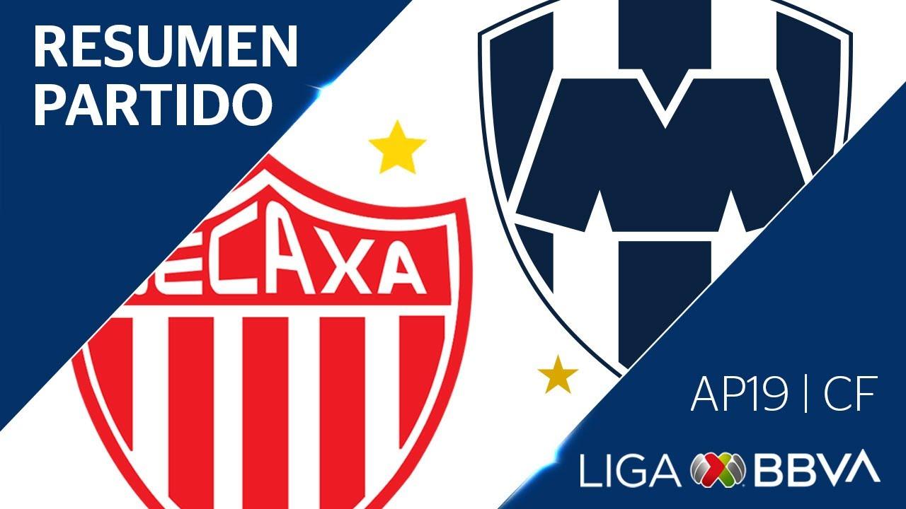 Necaxa vs Monterrey: Resumen; Semifinal Vuelta, Apertura 2019
