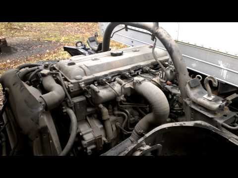 2002 Mitsubishi Fuso Fe640 (Clogged Fuel Filter) - YT