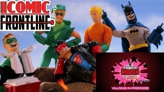 "Media Madness: Robot Chicken: DC Comics Special 2 ""Villains In Paradise"""