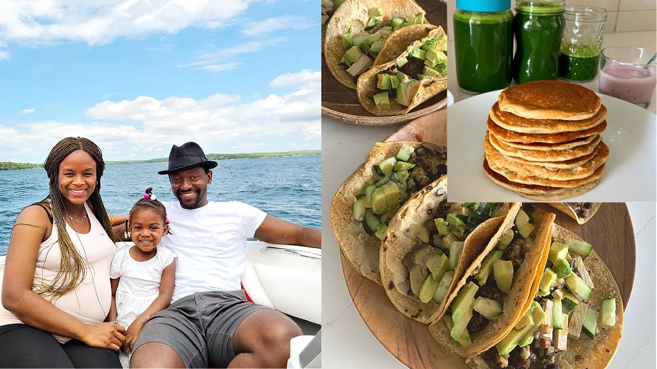 A Day in our Life after Quarantine | Yummy vegan meals ideas and fun time!