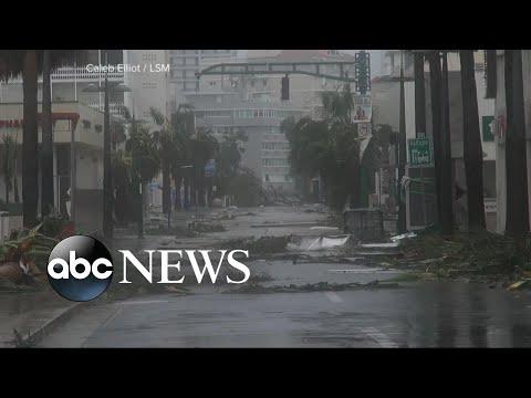 El huracán María deja Puerto R puerto rico