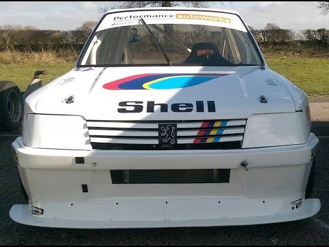 peugeot 205 gti ace at curborough sprint course jedamotorsport youtube. Black Bedroom Furniture Sets. Home Design Ideas