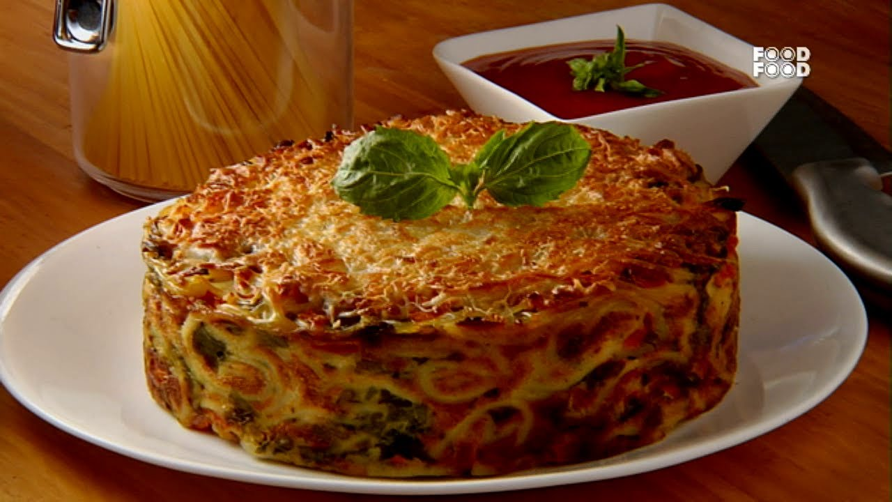 Spaghetti Cake - Mummy Ka Migic - YouTube