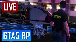 GTA 5 RP : SECURITY #2 [SADOJ]