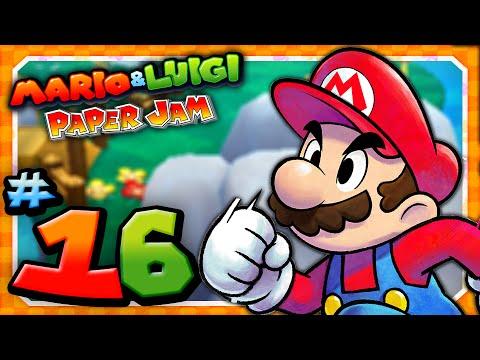Mario and Luigi: Paper Jam - Part 16: Tropics Island!