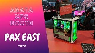 PAX EAST 2020 - ADATA XPG BOOTH