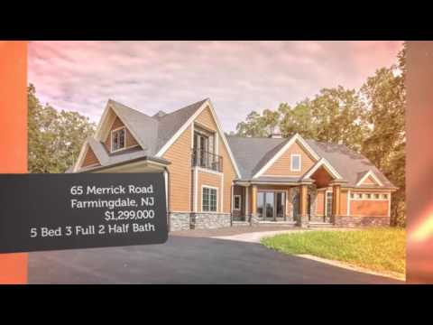 Broker's Open House: Homes for Sale in Farmingdale, Freehold, and Toms River