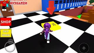 Escape The School Obby ♥ Roblox
