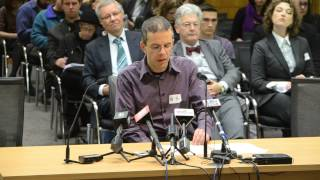 Thomas Beagle- Tech Liberty Spokesperson - Gcsb Bill Security Committee Hearing 3 July 2013