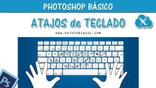 Atajos de teclado en Photoshop