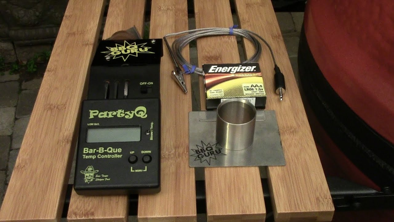 Bbq Guru Party Q Review Bbq Guru Party Q Temperature Controller