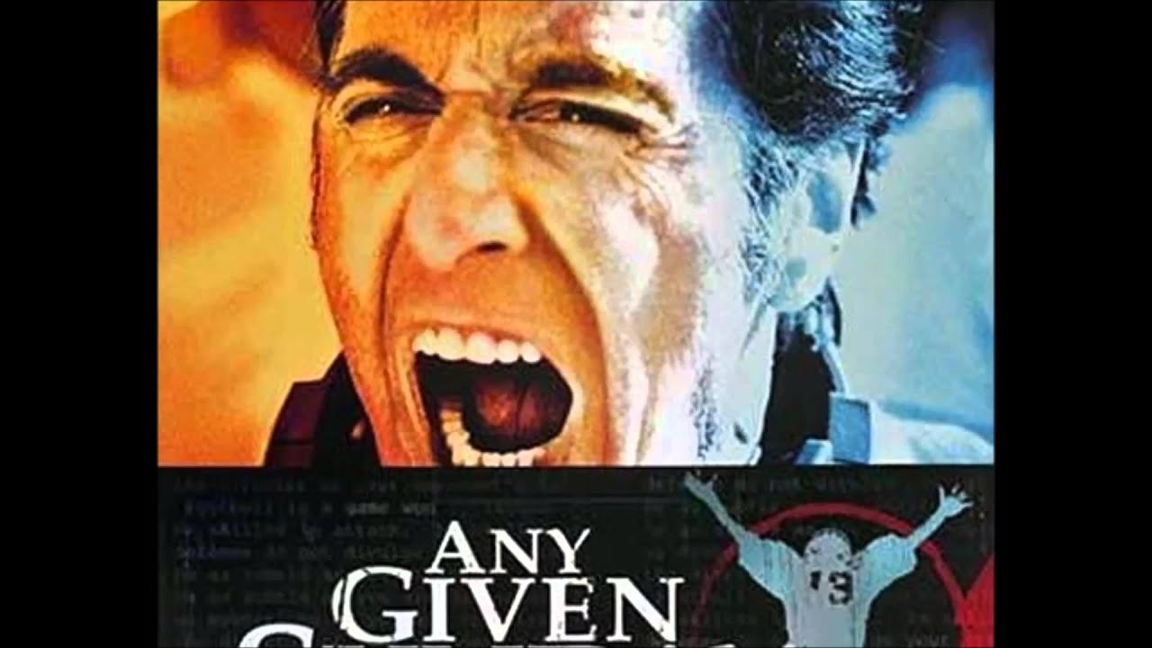 Al Pacino- Any Given S...