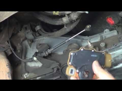 1992 to 1997 Ford F 150 Neutral Safety Switch Replacement