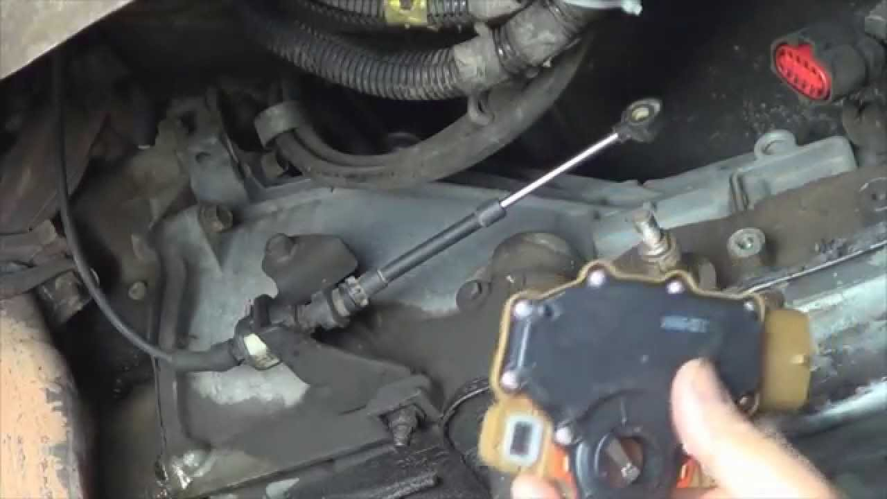 1992 to 1997 Ford F 150 Neutral Safety Switch Replacement - YouTube