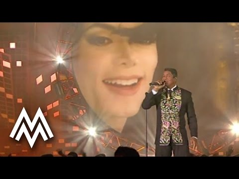 Michael Jackson | Wins the 'Lifetime Achievement Award' | 2009 | MOBO