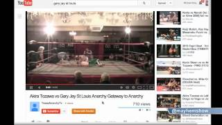 Gary Jay on Growing with St. Louis Anarchy Wrestling