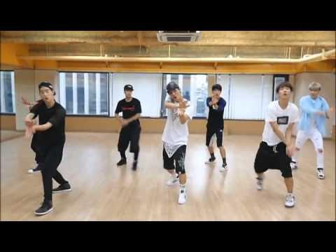 GOT7 - Around The World Dance Practice (Close-Up Version)