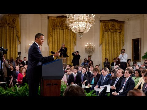 President Obama's Primetime Press Conference on Health Reform