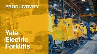 Yale - Electric Forklift Trucks