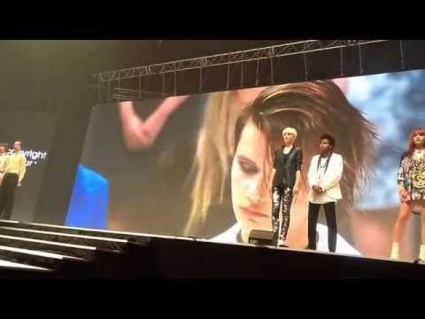 TIGI WORLD RELEASE  TOUR BERLIN 2014 PART1