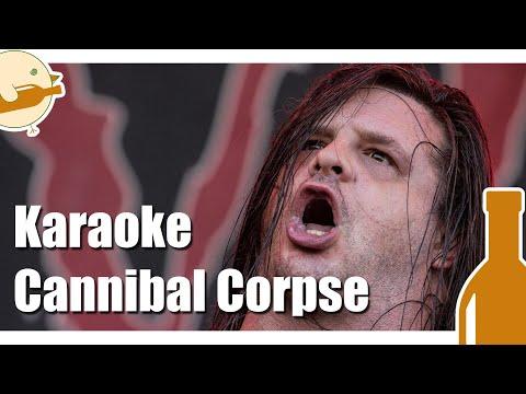 Cannibal Corpse - Hammer Smashed Face (Karaoke-Version)