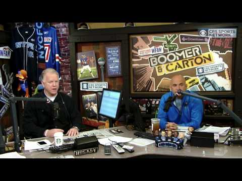 Boomer and Carton: Derrick Rose no shows for game