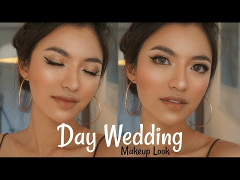 Day Wedding Makeup Look Tutorial