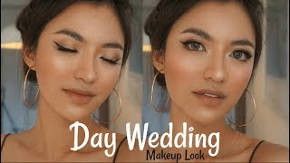 Day Wedding Makeup Look Maybelline One Brand Tutorial GIVEAWAY
