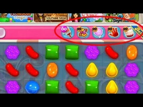 100% easy hack candy crush saga very easy latest trick hindi