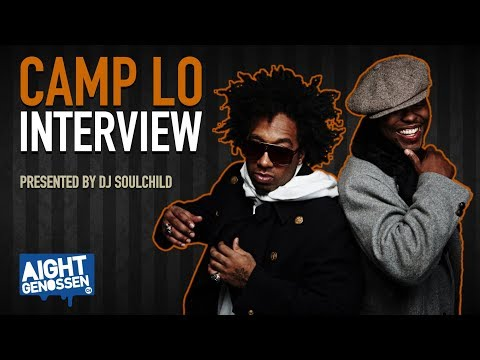 "CAMP LO INTERVIEW | Influence of ""Luchini"", DJ Needles Remix, Jay-Z, Unreleased Albums, etc."