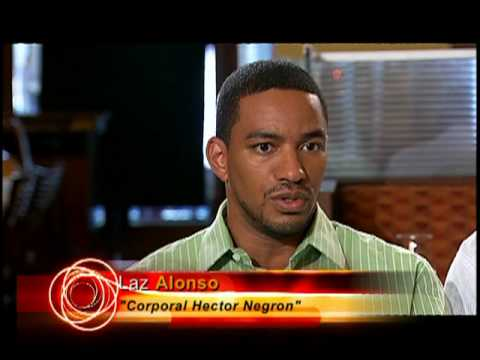Derek Luke, Omar Benson Miller, Michael Ealy & Laz Alonso on Black Enterprise